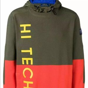 Polo by Ralph Lauren Shirts - Polo Ralph Lauren Hi Tech Hoodie Pullover $250